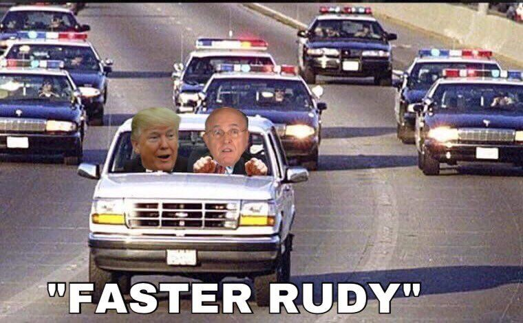 Faster Rudy