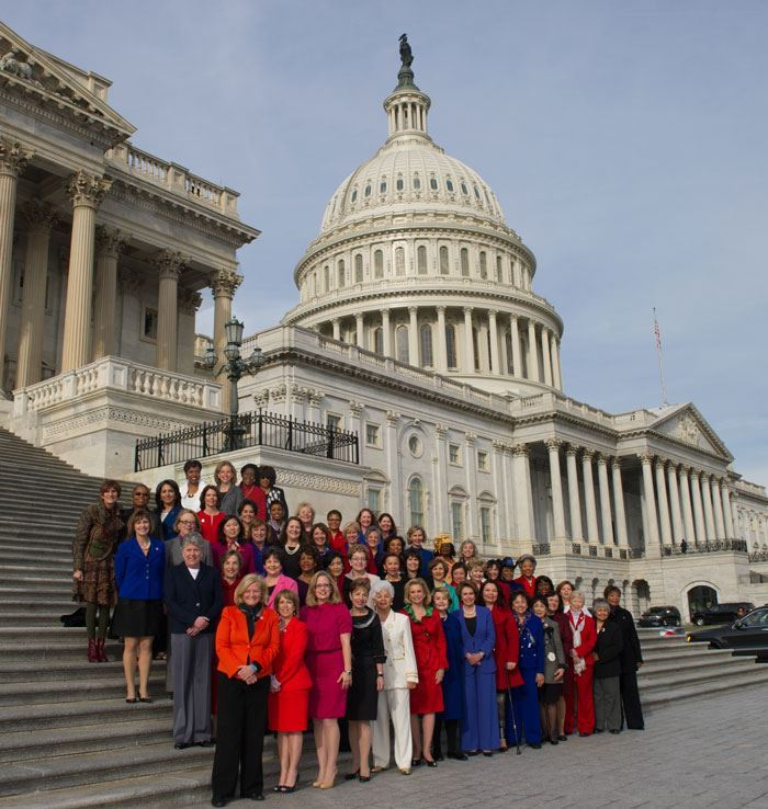 Female US Congress Women