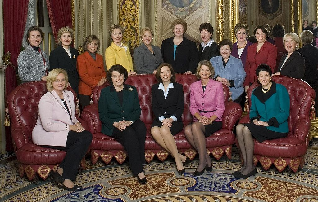 Female US Senators