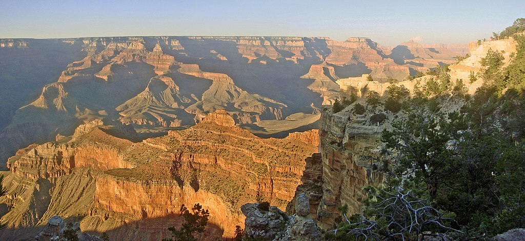 Million of years for God to to get the Grand Canyon right
