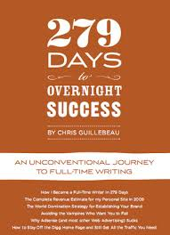 279 Days to Overnight Success