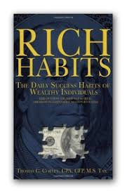 Tom Corley Book Rich Habits