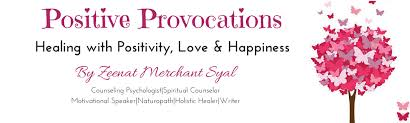 Positive Provocations Website logo