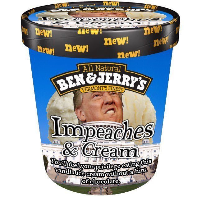 Impeaches and Cream
