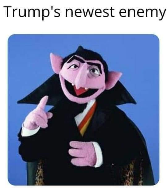 Trump's newest Enemy